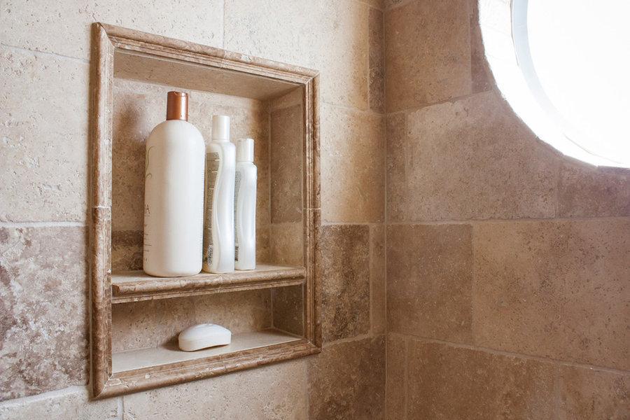Seashell Master Bathroom