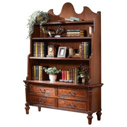 Traditional Bookcases by Infinity Furniture