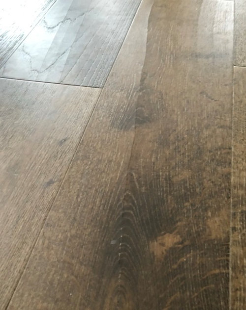 Having Issues With Splintering In Some Areas Is This A Common Problem These Floors Our Builder Of No Help Answering Questions Since We Are