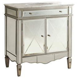 Good Traditional Bathroom Vanities And Sink Consoles by Chans Furniture