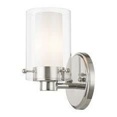 Manhattan Bath Light, Chrome