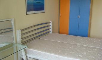 Металличкая кровать