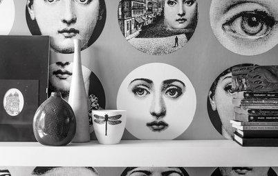 Ispirazioni: Fornasetti, l'Incredibile Arte del Decoro