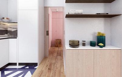 Visite Privée : Relifting intégral pour ce 32 m2 parisien