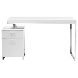 Contemporary Desks And Hutches by Moe's Home Collection