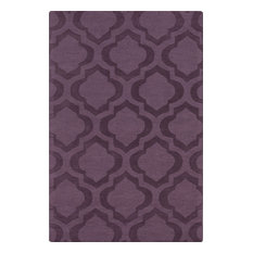 "Artistic Weavers Central Park Kate 2'3""x12' Purple Rug"