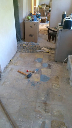 Unwittingly Removed Asbestos Floor Tiles Whats The Deal - Percentage of asbestos in floor tiles