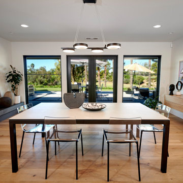 Home Remodel with Modern Artistic Flare