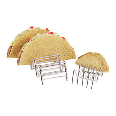 """6""""x2.5"""" Holder for 3 or 4 Tacos, 1.5"""" Tall"""