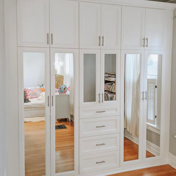 Madison Girls Room Storage