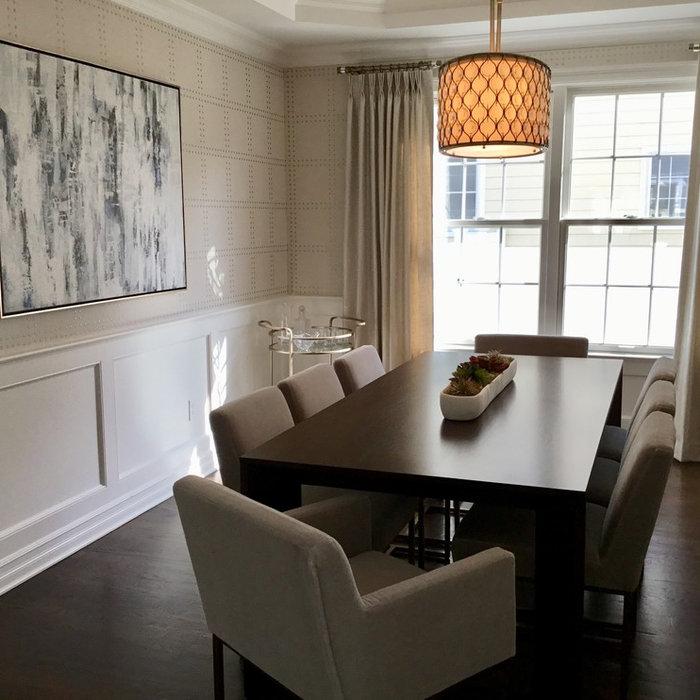 Elegant modern Dining Room
