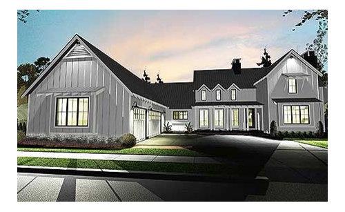 Modern Farmhouse Exterior One Story Farm House