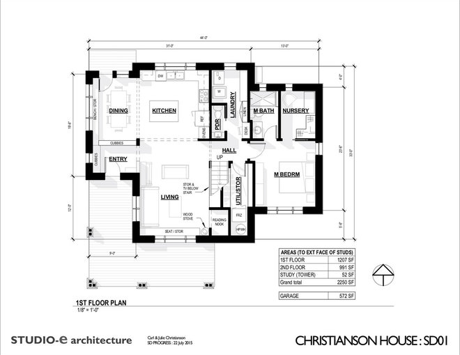 Passive House Christianson