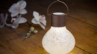 Solar Tea Lantern
