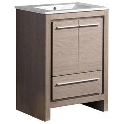 Contemporary Bathroom Vanities And Sink Consoles by Fresca