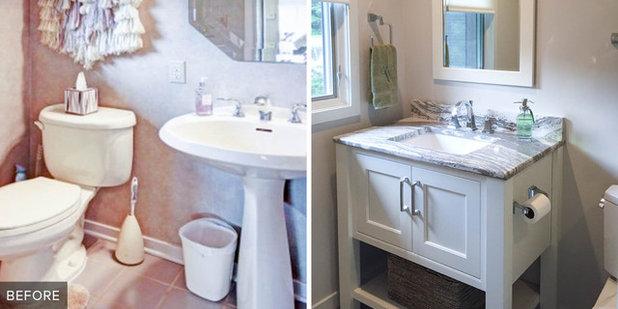 Unique Reader Bathroom Two Bathroom Renos for in Michigan