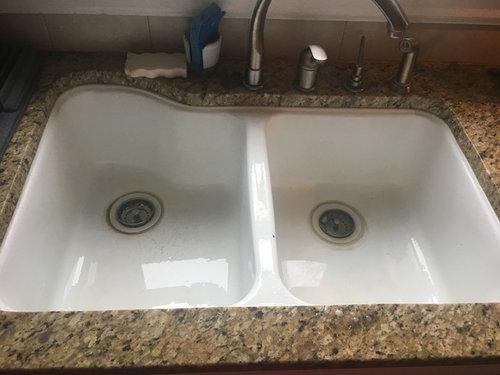 Custom Kitchen Sink