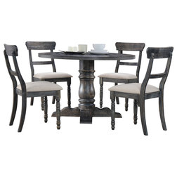 Traditional Dining Sets by Furniture Import & Export Inc.