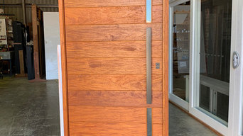 Entry Doors by Teal