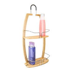 Bamboo Bath Caddy, Natural