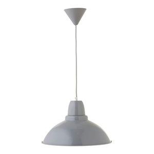 Large City Pendant Lamp, Grey