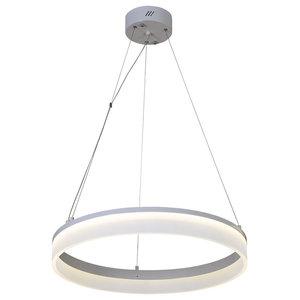 Circulo LED Pendant Light, Medium