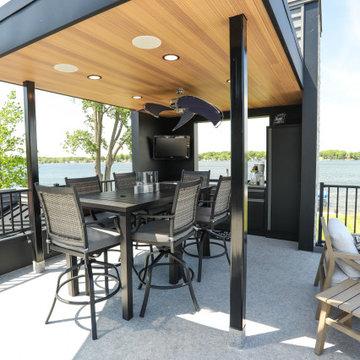 Rooftop Deck Bar