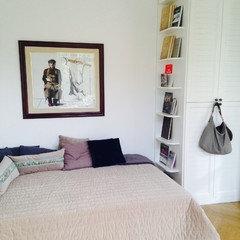 Hier Im Gästezimmer, Habe Jetzt Auch Für Schlafzimmer Bestellt Mit Etwas  Breiteren Regalen ... Lieben Gruss