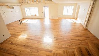 New Hardwood Floor Installation Madison WI