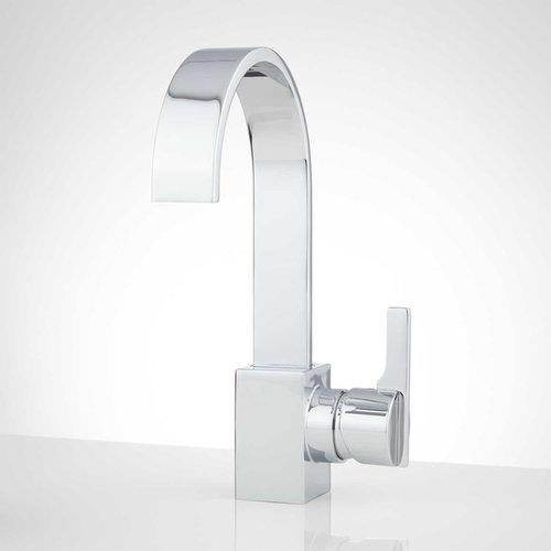 Single hole bathroom faucets - Ultra modern bathroom faucets ...