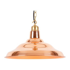 Light Society   Grimsby Pendant Light In Copper   Pendant Lighting