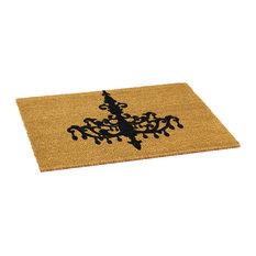 Victorian Chandelier Doormat