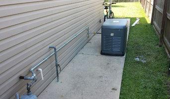 Backup/Standby Generator Home Installation