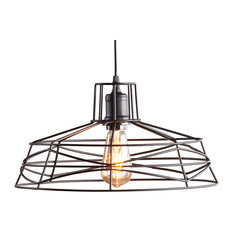 Leslie Wire Cage Pendant Lamp