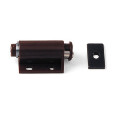 Single Touch Latch - Brown
