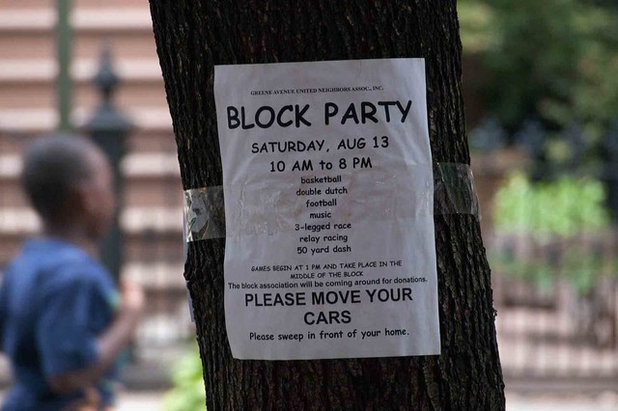 How to Throw a Block Party