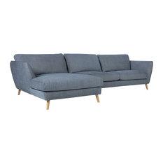 canap d 39 angle scandinave. Black Bedroom Furniture Sets. Home Design Ideas