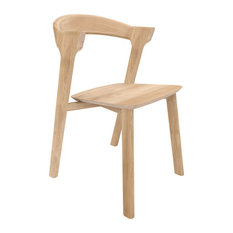Ethnicraft Bok Dining Chair, Natural Oak
