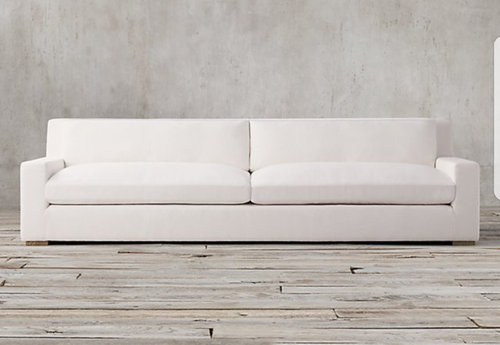 I Love The Look Of Restoration Hardware Parisian Track Arm Sofa But Have Concerns Over Quality You Seen Similar Style Sofas Made By