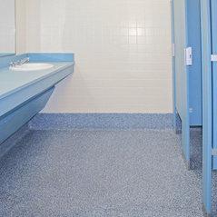 Everlast Epoxy Flooring Best For Public Rest Rooms