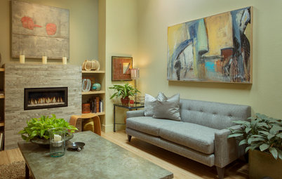 My Houzz: Sacrificing a Bedroom to Open Up the Living Room