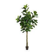 Vickerman 8' Potted Fiddle Tree
