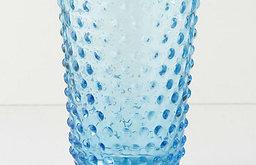 Hobnail Tumbler, Turquoise