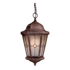 The Great Outdoors Montellero 1 Light Lantern Pendant