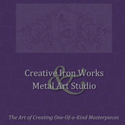 Creative Iron Works & Metal Art Studio's photo