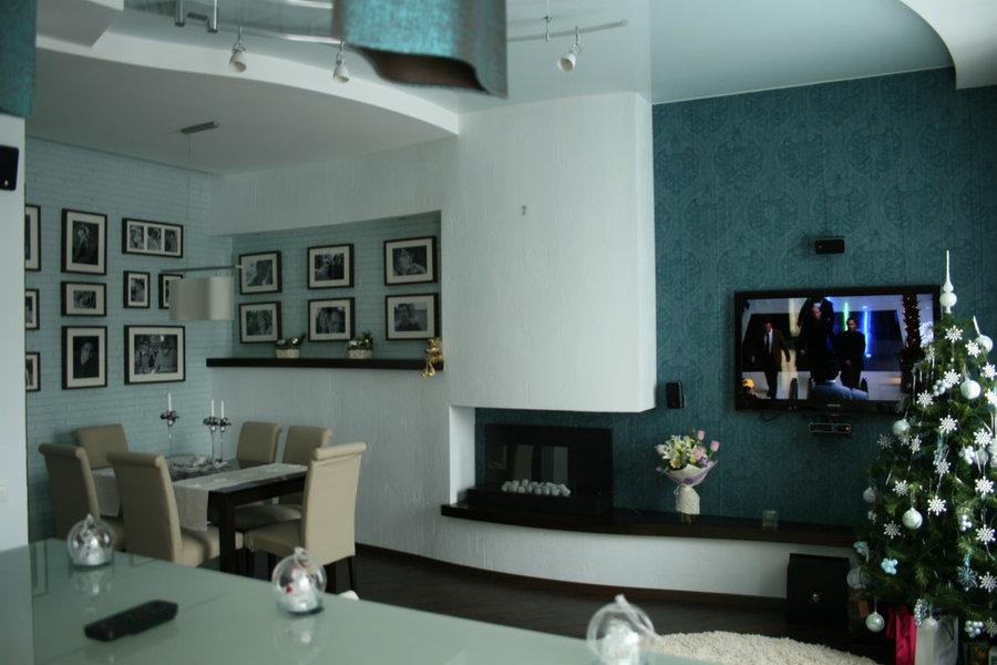 Двухкомнатная квартира для молодой семьи в Екатеринбурге