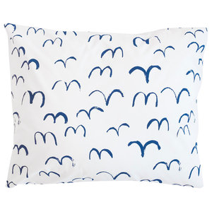Bird Pillowcases, 50x60 cm, Set of 2