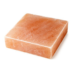 """Himalayan Salt Plate, 8""""x8""""x2"""", Guaranteed Authentic, FDA Approved"""