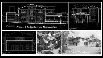 Stoddard Residence Restoration and Addition