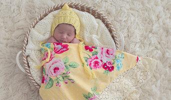 Amelie lace baby wraps